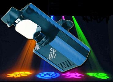 Hyr discolampor till kalaset